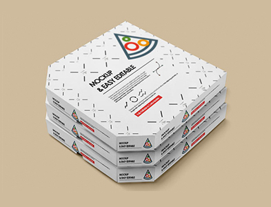 Custom Print Pizza Boxes